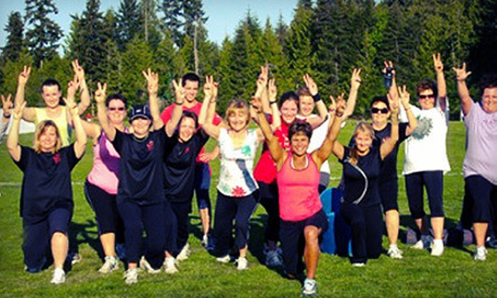 Kickstart Fitness - Parksville: 10 Classes or One Month of Unlimited Classes at Kickstart Fitness in Parksville (Up to 70% Off)