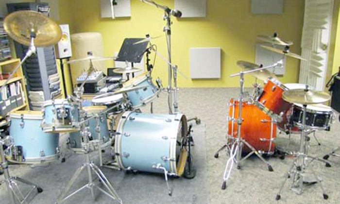 Steve Trovao Drums - Napa: Two or Four 30-Minute Drum Lessons at Steve Trovao Drums (Up to 54% Off)
