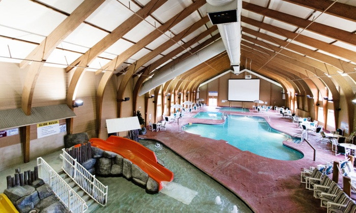 Cranberry Country Lodge - Tomah, Wisconsin: Stay at Cranberry Country Lodge in Tomah, WI; Dates into March