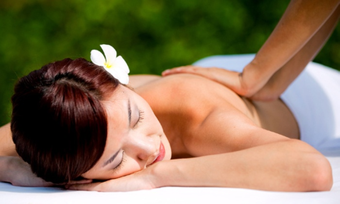 Grahame's Massotherapy - Jackson: One Bowen Massage, One Swedish Massage, or Three Massages at Grahame's Massotherapy (Up to 54% Off)