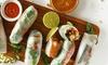 40% Off Asian Fusion Food at Sabaidee Restaurant