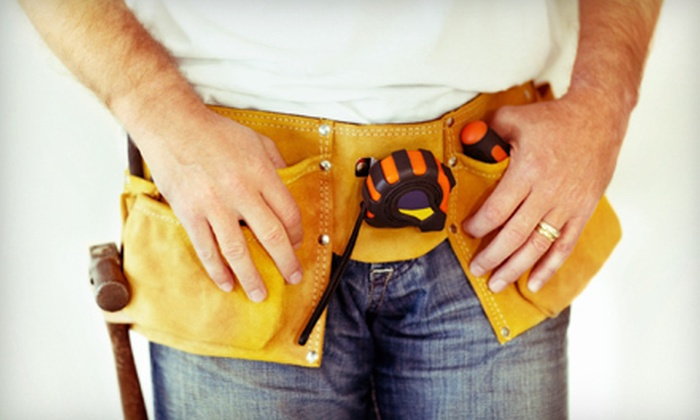 Arrow Home Improvement and Repair - Ho-Ho-Kus: 2, 4, or 10 Hours of Handyman Services from Arrow Home Improvement and Repair (Up to 73% Off)