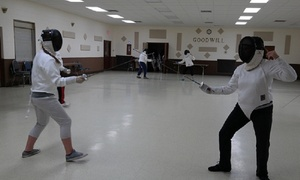 White Rose Fencing Club, LLC: Up to 50% Off Fencing Classes at White Rose Fencing Club, LLC