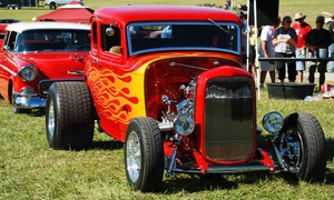 Ocala Pumpkin Run: Three Days at the Ocala Pumpkin Run Car Show for One or Two (Up to 39%Off)