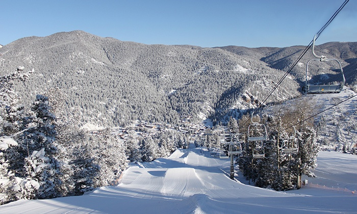 Red River Ski & Summer Area - Red River Ski & Summer Area: $65 for Lift Ticket & Equipment Rental, Valid Monday-Thursday at Red River Ski & Summer Area ($100 Value)