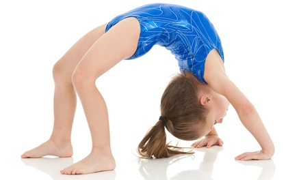 Four- or Eight-Week Gymnastics Program or Birthday Party for Up to 15 Kids at Gymnastics Du Sol (Up to 75% Off)