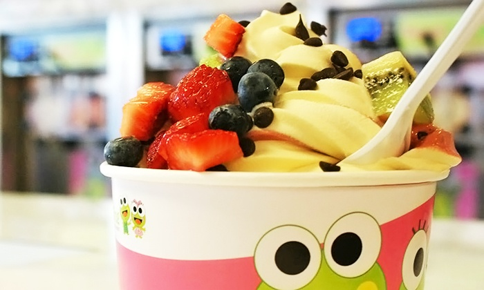 Sweet Frog Premium Frozen Yogurt - Clemmons: $12 for Four Groupons, Each Good for $5 Worth of Fro-Yo at Sweet Frog Premium Frozen Yogurt ($20 Value)