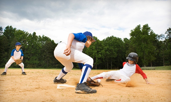 RD Academy -  Stephen Schott Baseball Stadium: $199 for a One-Week Youth Baseball Camp at RD Academy ($400 Value)