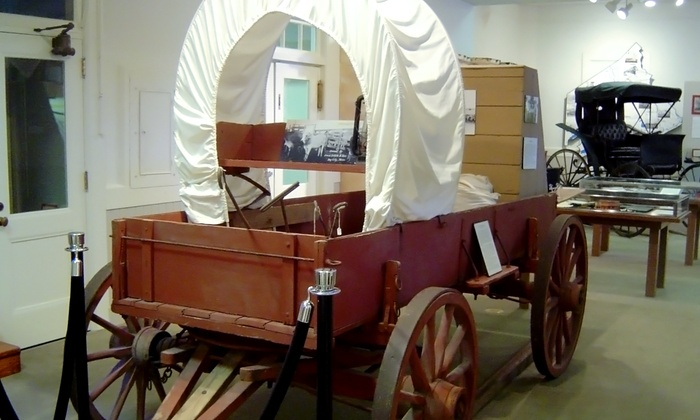 Matagorda County Museum - Bay City: Admission for Two or Four, or One-Year Individual or Family Membership at Matagorda County Museum (Up to 47% Off)