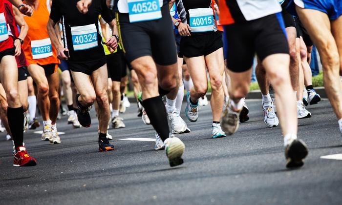 Urban Escape Half Marathon - San Rafael: Entry for One or Two to Urban Escape Half Marathon (Up to 47% Off)
