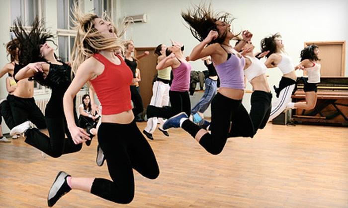 FUZE Fitness Studio LLC - Montclair Heights: 10 Zumba and Belly-Dance Classes for One or Two at FUZE Fitness Studio LLC in Montclair (Up to 64% Off)