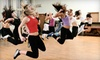 FUZE Fitness Studio, LLC - Montclair Heights: 10 Zumba and Belly-Dance Classes for One or Two at FUZE Fitness Studio LLC in Montclair (Up to 64% Off)