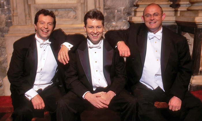 Irish Tenors - Arena Theatre: Irish Tenors at Arena Theater on Friday, December 13, at 8 p.m. (Up to 50% Off)