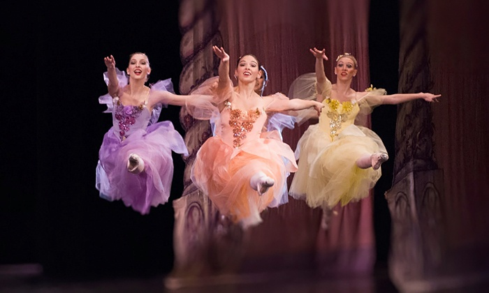 "California Ballet's ""Giselle,"" ""The Nutcracker,"" & ""A Midsummer Night's Dream"" - San Diego Civic Theatre: California Ballet's ""Giselle,"" ""The Nutcracker,"" and ""A Midsummer Night's Dream"" (Up to 58% Off)"