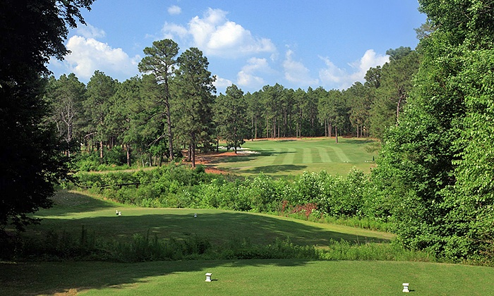 Longleaf Golf & Family Club - Southern Pines: 18 Holes of Golf, Cart Rental, and Range Balls for Two or Four at Longleaf Golf & Family Club  (Up to 61% Off)
