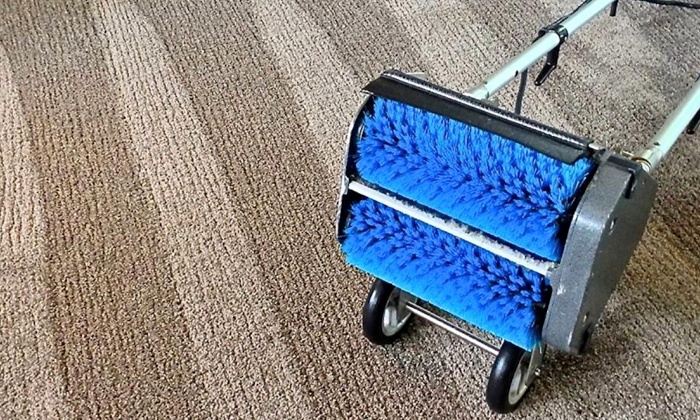 DryGreenMachine LLC. - Plymouth: Three Rooms of Carpet Cleaning or $89.97 Worth of Cleaning from DryGreenMachine LLC (Up to 50% Off)
