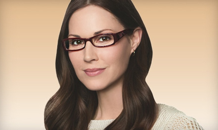 Pearle Vision - Multiple Locations: $49 for $225 Toward Prescription Eyeglasses at Pearle Vision
