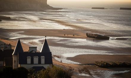 Basse-Normandie : 1 à 3 ou 7 nuits avec petit déjeuner en option à la résidence Adonis Grandcamp pour 2 ou 4 personnes