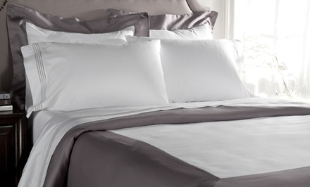 groupon daily deal - Barratta 500-Thread-Count Sheet Sets from $39.99–$44.99. Multiple Colors Available. Free Returns.