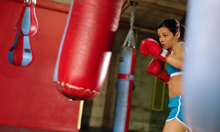 LA Boxing San Bruno - San Bruno: Up to 71% Off Boxing & Kickboxing — LA Boxing San Bruno