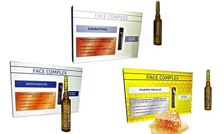 Trattamento capelli Face Complex