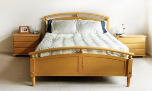John's Cleaning Service: $5 Buys You a Coupon for a $25 Comforter Cleaning at John's Cleaning Service