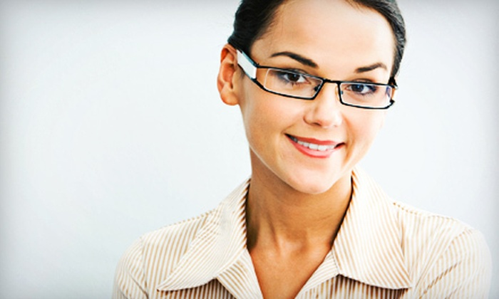 Tegenkamp Optical - Brentwood Park: $50 for Eye Exam and $200 towards a Complete Pair of Prescription Eyeglasses at Tegenkamp Optical (Up to $259 Value)