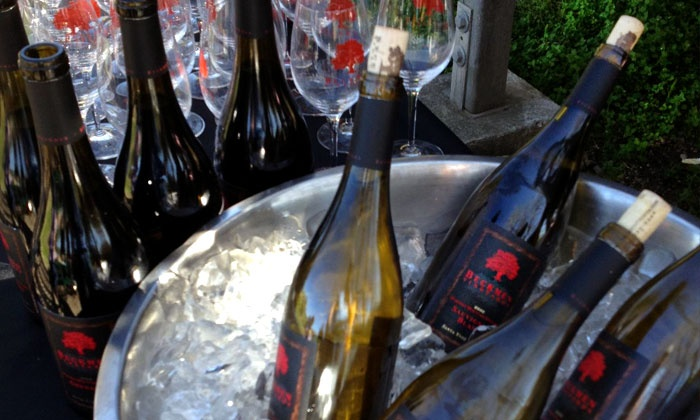 Beckmen Vineyards - Solvang-Santa Ynez: Wine Tasting with Glasses and Bottles of Wine for Two or Four at Beckmen Vineyards (Half Off)