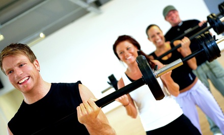 $35 for One Month of Unlimited Group Fitness Classes Plus Nutritional Counseling — Let's Go Fitness Center ($69 Value)