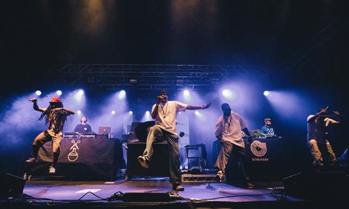 Jurassic 5 - The Ogden Theatre: Jurassic 5 at Ogden Theatre on Friday, July 17 or Saturday, July 18 (Up to 57% Off)