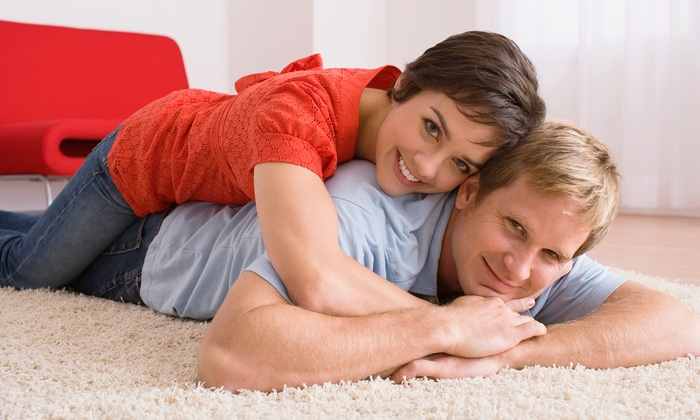 Cleaning Kings - Fort Worth: Carpet Cleaning for Three or Four Rooms by Cleaning Kings (51% Off)