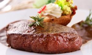 Steakhaus Torero: 3-Gänge-Menü mit je 200 g Steak vom Grill für zwei oder vier Personen im Steakhaus Torero (bis zu 56% sparen*)