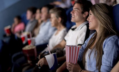 image for Movie Tickets and Snacks for Two or Four at Apollo Cinema (Up to 47% Off). Two Options Available.