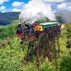 Up to 51% Off Train Ride and Railroad-Museum Visit