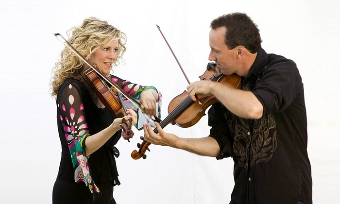 Jorgensen Center for the Performing Arts - Jorgensen Center for the Performing Arts: Natalie MacMaster & Donnell Leahy on Friday, November 6, at 8 p.m.