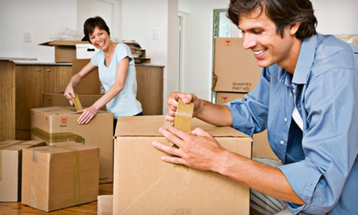 Campbell Bros. Movers Ltd. - London, ON: One, Two, or Three Hours of Moving Services or an Apartment-Packing Kit from Campbell Bros. Movers Ltd. (Up to 69% Off)