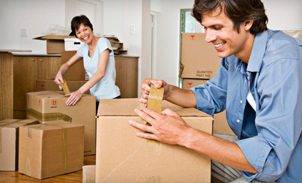 One Hour of Moving Services (a $149 value) - Campbell Bros. Movers Ltd. in