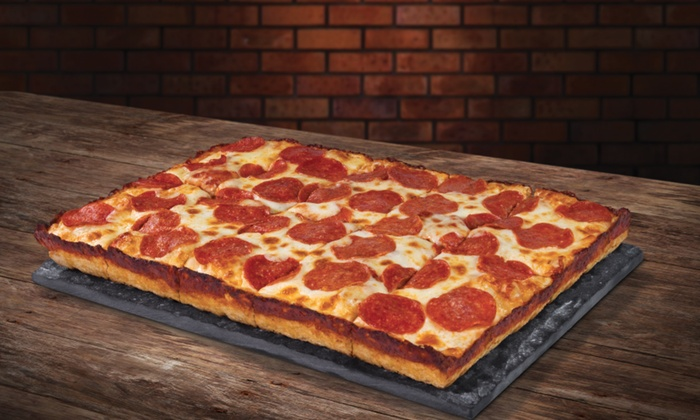Jet's Pizza - Galewood: $8 for $15 of Pizza, Subs, or Salads  or One or Two Extra-Large One-Topping Pizzas with Jet's Bread at Jet's Pizza (50% Off)