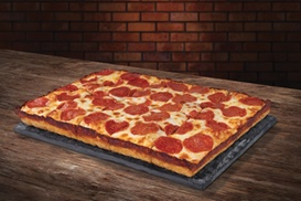 Jet's Pizza: One or Two Extra-Large One-Topping Pizzas with Jet's Bread at Jet's Pizza (50% Off)