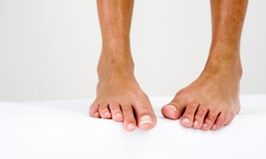 Irving Place Surgery & Wellness Center: Laser Toenail Fungus Removal for One or Both Feet at Irving Surgery and Wellness Center (Up to 70% Off)