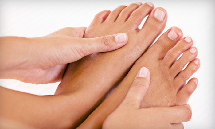 Magdalena Blasko D.P.M. - Lower Pacific Heights: Laser Toenail-Fungus Removal for One or Both Feet from Magdalena Blasko D.P.M. (Up to 69% Off)