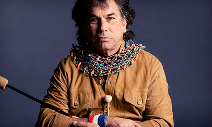 The Mickey Hart Band - The Paramount Theatre - Huntington: $20 to See The Mickey Hart Band at The Paramount on Saturday, August 17, at 8 p.m. (Up to $40.75 Value)