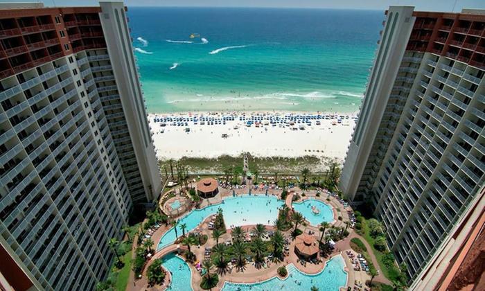 Shores of Panama - Panama City Beach: Two-, Three-, or Five-Night Stay at Shores of Panama in Panama City Beach, FL