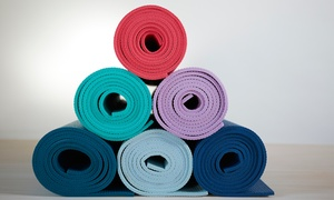Body Central Studio: 5 or 10 Pilates Mat Classes at Body Central Studio (Up to 62%Off)