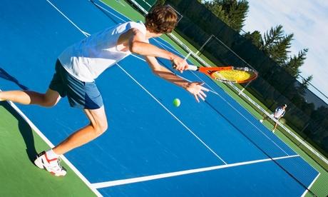5x oder 10x für Fitness Cardio Tennis à 60 Minuten inkl. Sauna und Dampfbad bei Sport on Court ab 19