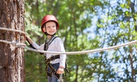 Summer Fun Activity Day for Up to Four Children at Durham Scout County Moor House Adventure Centre