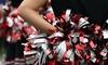 Hawaiian Heat Training Center - Waipahu: $49 for $90 Worth of Cheerleading — Hawaiian Heat All-Star Cheerleading