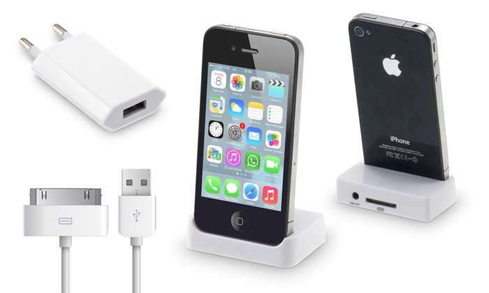 Station d 39 accueil iphone samsung groupon - Station accueil iphone ...