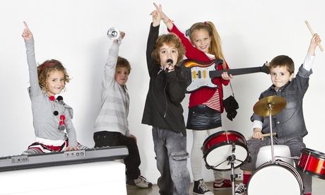 1 mes de clases de iniciación musical para bebes y niños desde 9,95 € en Armonía Musical