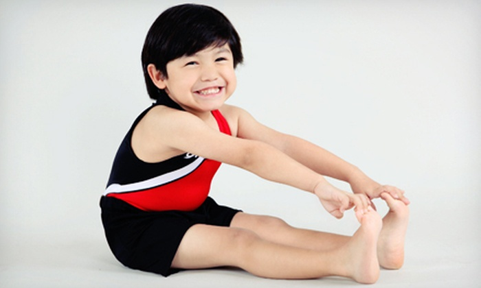 Southlake Gymnastics Academy - Southlake: One Month of Classes and a Basic Annual Membership for One or Two Kids at Southlake Gymnastics Academy (Up to 77% Off)